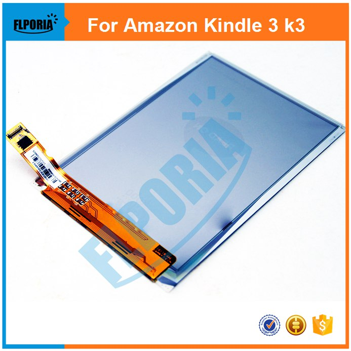 100% New test LCD Display For Amazon Kindle 3 k3 Ebook Reader ED060SC7(LF)C1 E-ink Tablet LCD screen daniels z english download c1 student book ebook