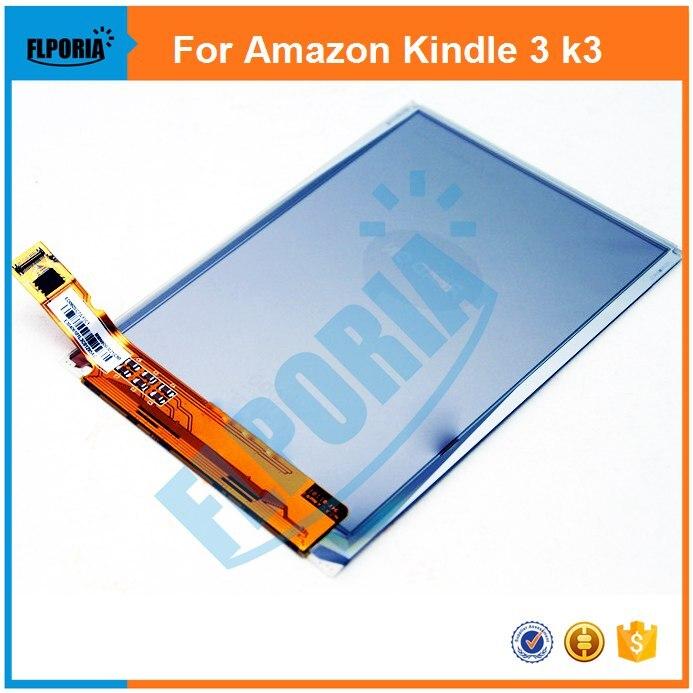 100% nouveau test LCD affichage pour Amazon Kindle 3 k3 Ebook lecteur ED060SC7 (LF) C1 e-ink tablette écran LCD