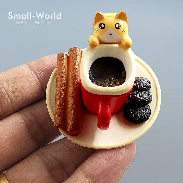 Mini Cats Moss Micro World Bonsai resin miniatures crafts figurines Small Ornament Landscape Home & Garden Decoration doll house