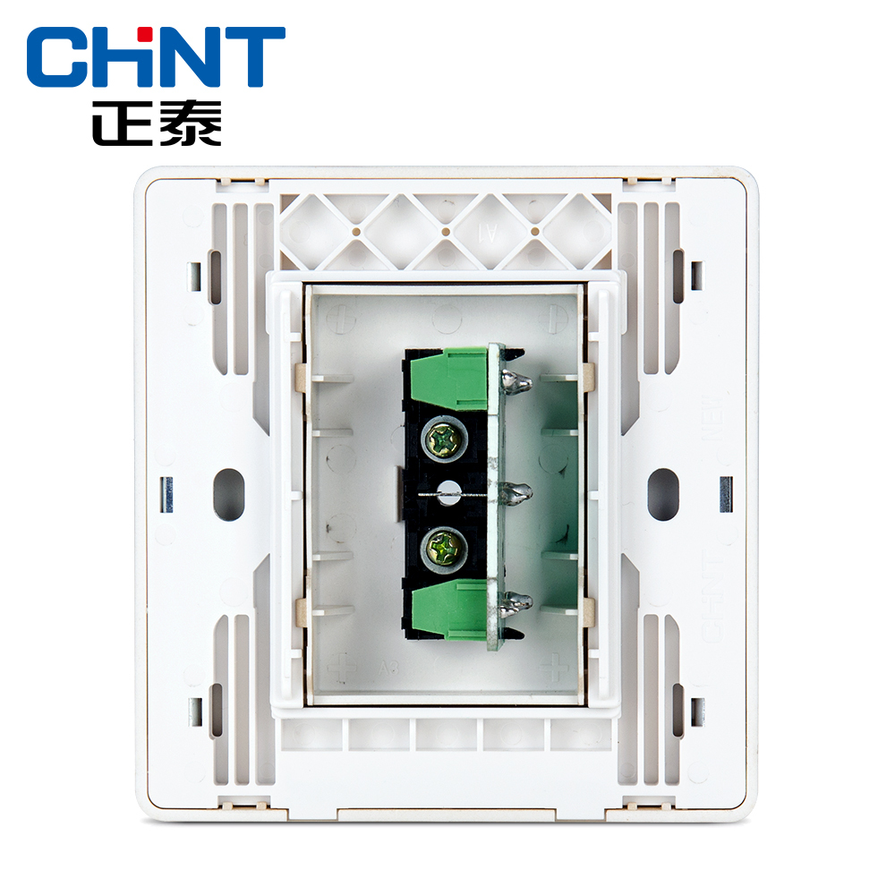 CHINT Electric Socket Connect Wall Switch Socket NEW2D Light ...