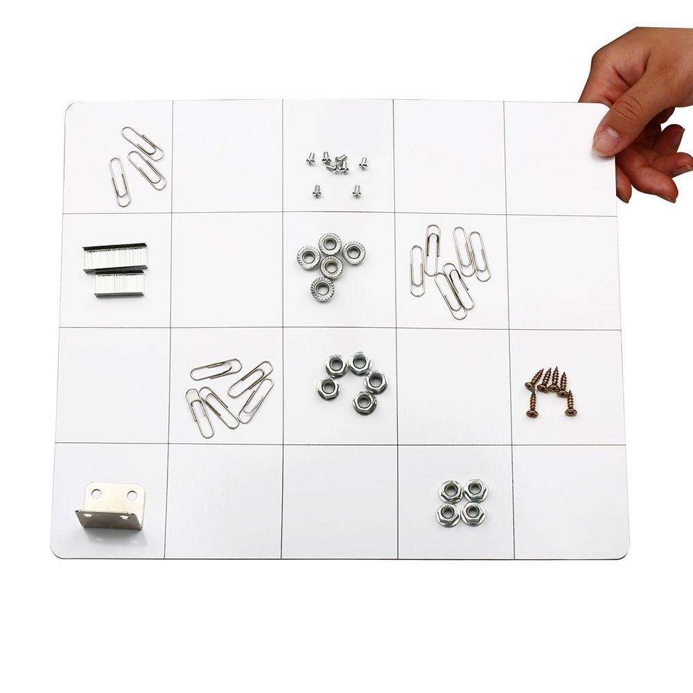 Magnetic Project Working Memory Pad Mat Screw Sort Adsorption Keeper - Ανταλλακτικά και αξεσουάρ κινητών τηλεφώνων - Φωτογραφία 2