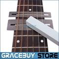 2 pcs Bass Guitar Fretboard Traste Protetor, 1 pcs Traste Lixar fit Toda a Guitarra, Bass, trastes pescoço luthier polonês