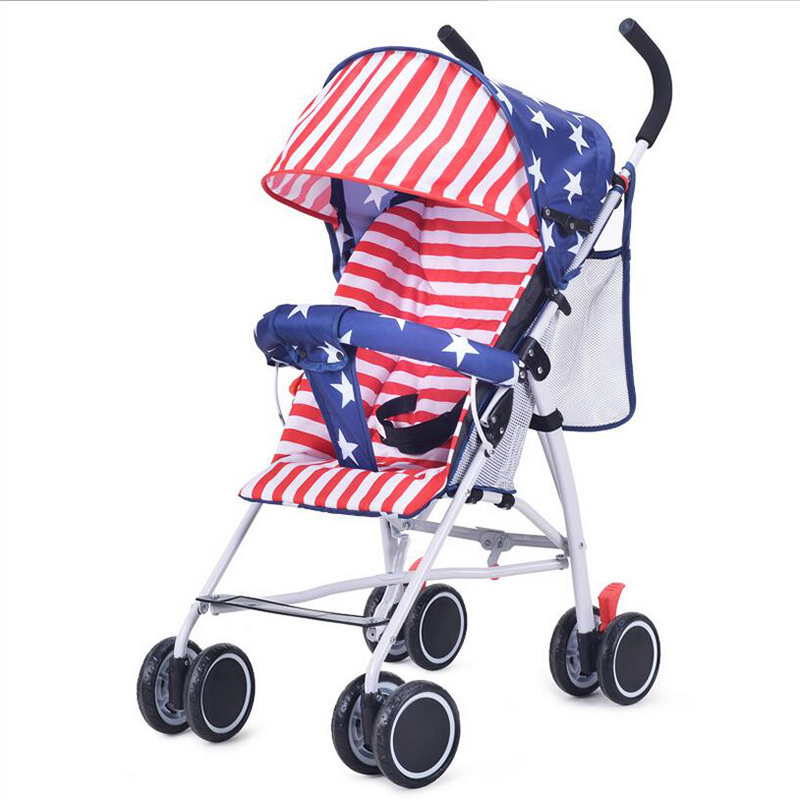 Baby Stroller For Newborns Folding Baby Carriage Baby ...