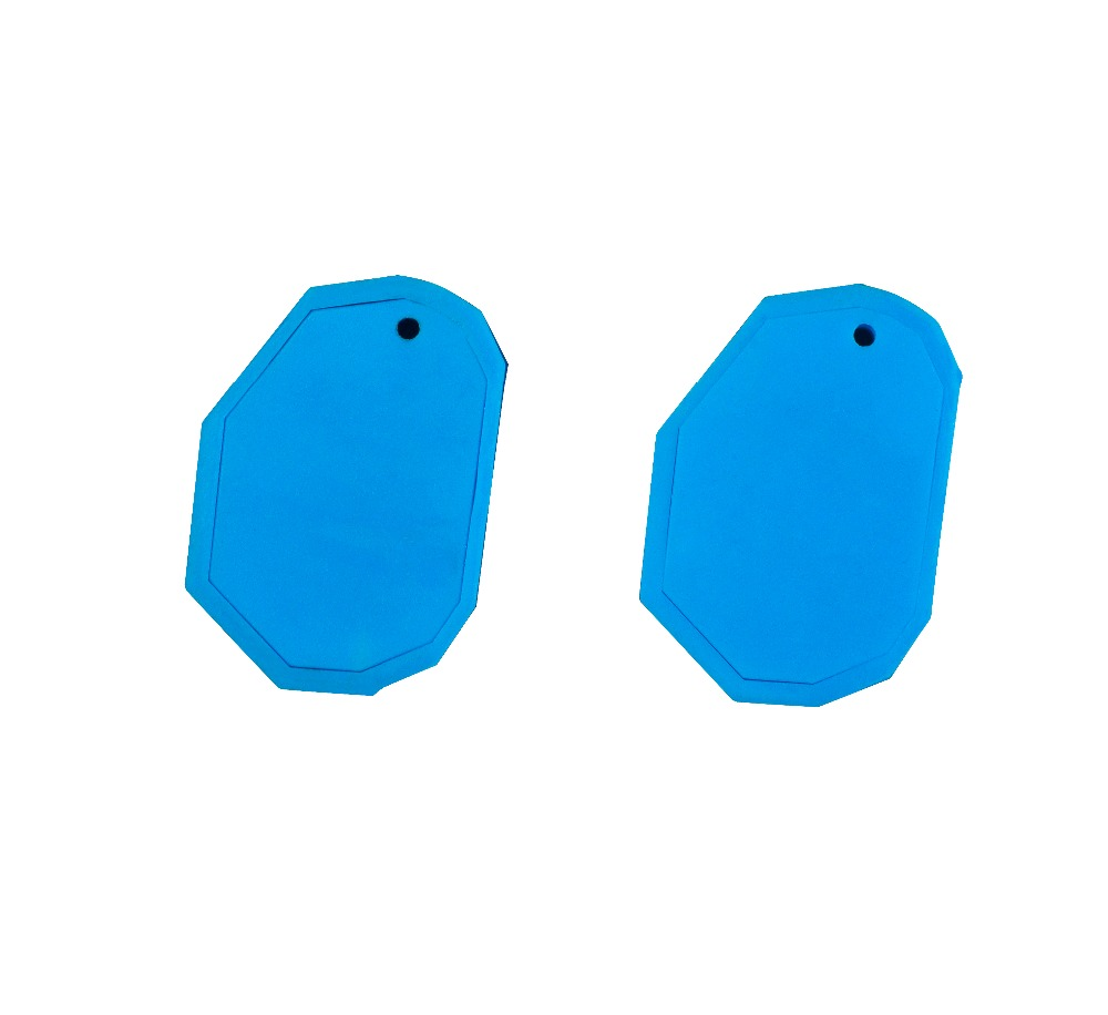 2019 Hot Sale For Estimote Beacons type NRF51822 ibeacon Module BLE 4 0  bluetooth beacon eddystone beacons