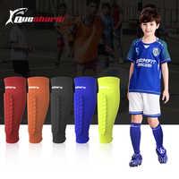 Enfants sport Football tibia gardes enfants Crashproof Football mollet manchon Protection adolescents formation escalade jambe Protection