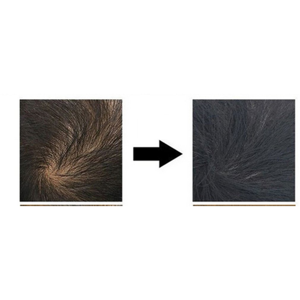 Disposable Hair Dye Spray For Men Soft Hair Beauty Tool Instrument Aid