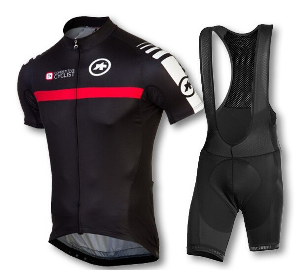 2 Color Super Personality Team Edition Bib Short Suit Cycling Jersey+Bib Shorts / Summer Sports Jersey + Shirt - Beautiful store