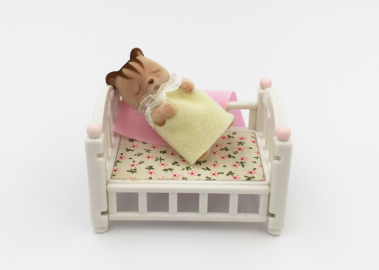 Japan original bulks sylvanian families cute sleeping ...