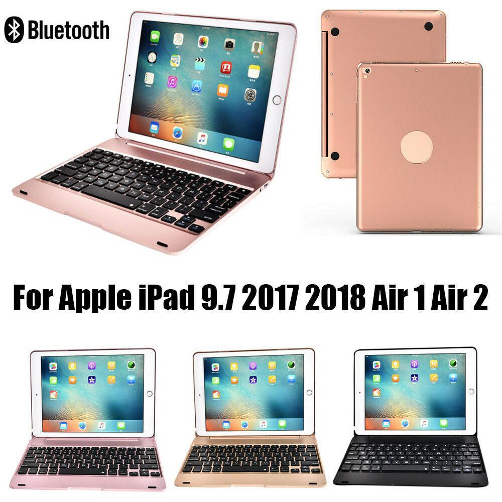Studyset Wireless Bluetooth Keyboard For Apple IPad Air1 Air2 Pro 9.7