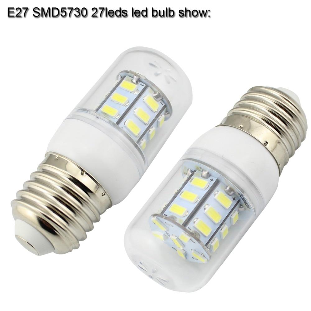 Viewi 10x ampoule led lamp Ac Dc 12 volt E27 E12 E14 G9 GU10 light ...