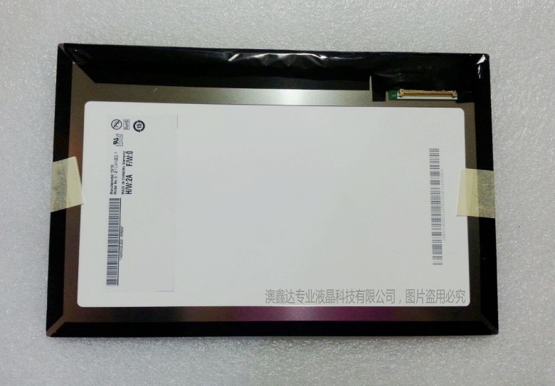ФОТО 100% Original New LCD Screen Display Panel for Acer Iconia Tab A700 A701 B101UAN02.1 Replacement