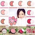 Wholesale - Brand Makeup NANI genuine monochrome blush (with puff) rouge powder pearl powder matte blush 11.5G