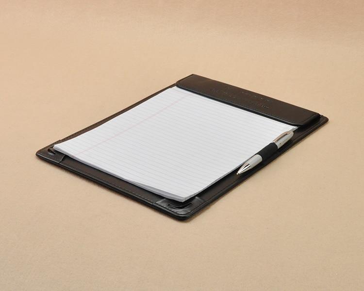 Уникальный дизайн A4 искусственная кожа папка для конференций рукописного ввода с Тетрадного листочка flasp папка для документов блокнот для заметок 1266