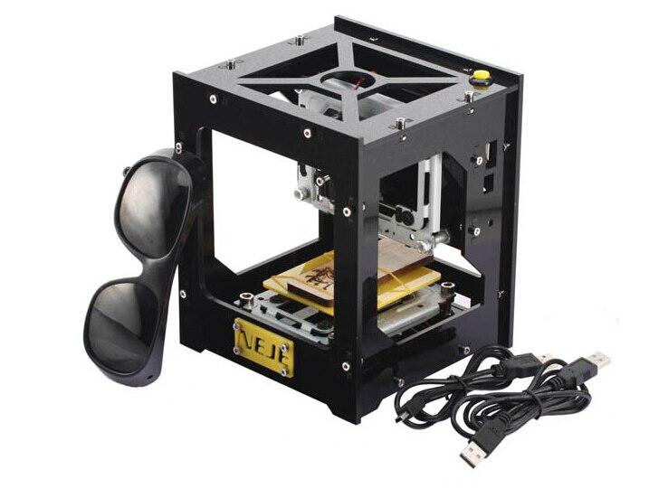 300 МВт DK_8 лазерный гравер поле лазерной гравировки машина Мини DIY Лазерный принтер доступно офлайн использовать 38*38 мм