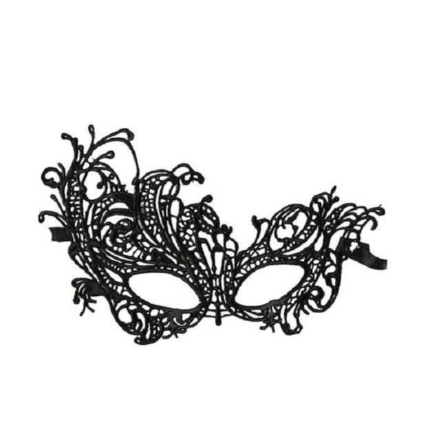 1PC Sexy Lace Eye Mask Venetian Masquerade Ball Party Fancy Dress