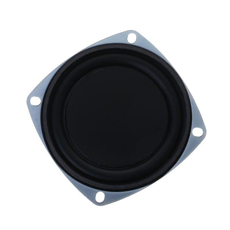 Image 3 - 2PCS Bass Speaker 77.9mm Vibrating Vibration Membrane Passive Woofer Radiator Diaphragm DIY Repair Kit-in Speaker Accessories from Consumer Electronics
