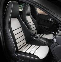 Пользовательские сиденье автомобиля кожаный чехол для автомобиля Mercedes benz CLK240 CLK200K CLK350 CLK280 чехол для сиденья для автомобилей подушки для сид