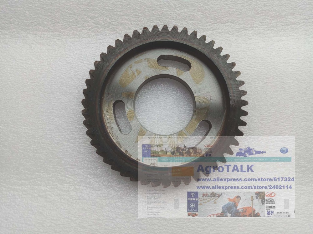 Yangdong Y385T Y480 engine for Jinma series tractor, the high pressure pump gear, part number: Y480G-02003 fuel injection pump of jiangdong ty295it ty2100it for tractor like jinma etc the pump brand is weifu