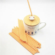 25pcs/set  Wedding Party Supplies Paper Hawaiian Drinking Straws For Kids Festive Birthday Decorations Baby Shower