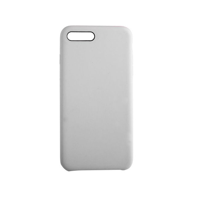 Чехол-накладка Mediagadget MARSHMALLOW COVER для iphone 7/8 Plus (белый)