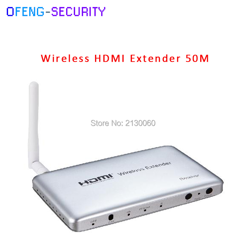 Hdmi Extender Wireless, Wireless Extender, HDMI Wireless Extend The Distance Up To 50m