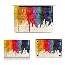 Laptop Vinyl Decal for Macbook Air Pro Retina Multicolor Sticker Full Skin A1706 A1707 A1398 A1286 A1278 A1466 100pcs lot new keyboard screws for macbook air pro retina a1369 a1466 a1370 a1465 a1278 a1286 a1297 a1425 a1502 a1398