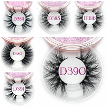 7dfcc55600b New Arrival Mink 3D Hair Private Label 3D False Eyelash Mink 3D Fake Lashes (China