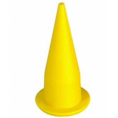 REPLACEMENT NOZZLES FOR CAULK GUNS Yellow Cone Plastic Nozzle(BC-P010-C)