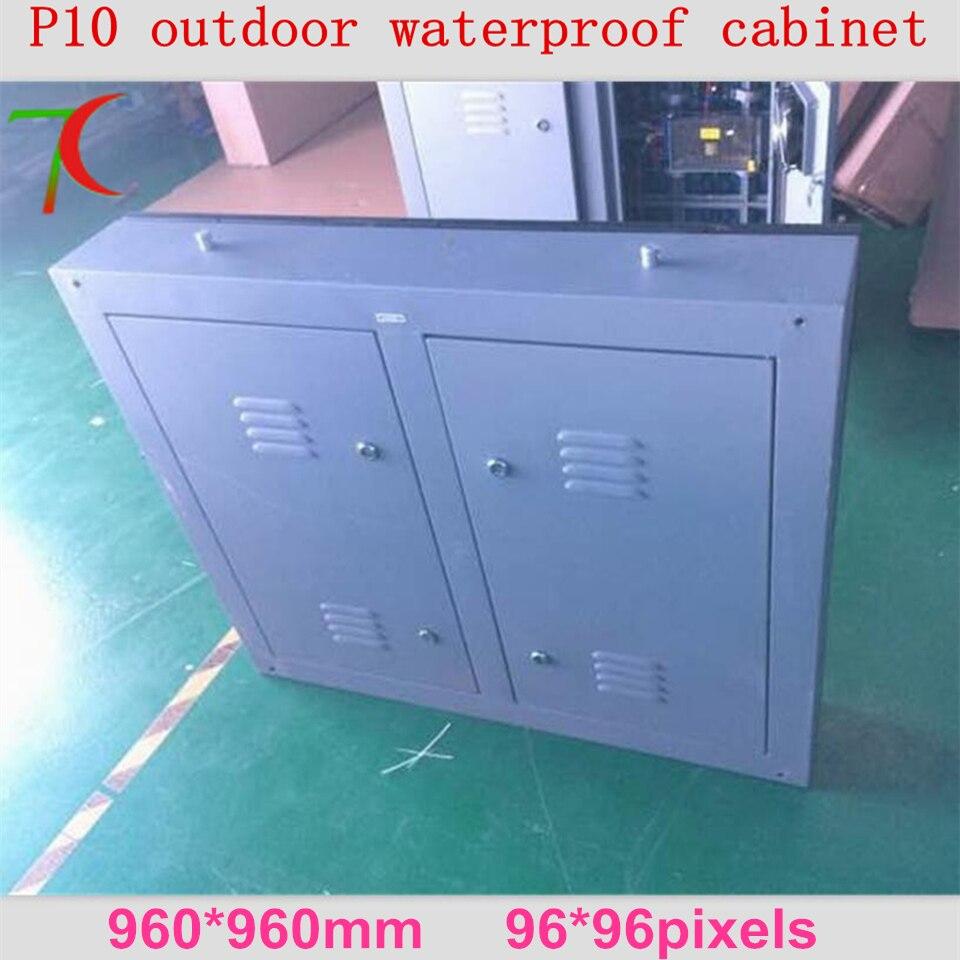 960*960mm 2scan P10 SMD outdoor waterproof  cabinet display960*960mm 2scan P10 SMD outdoor waterproof  cabinet display