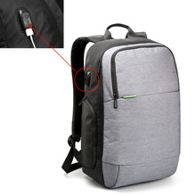 Backpacks Men Knapsack USB Charge Travel Backpack Waterproof Laptop Book Bag School Backpack Women mochila hombre