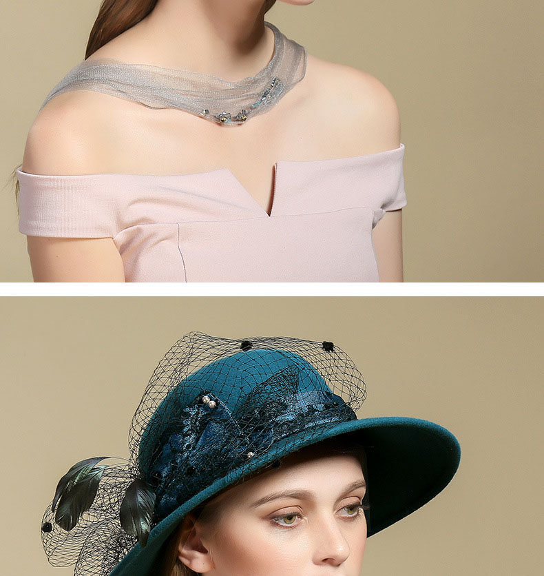 4 fedora hat for woman