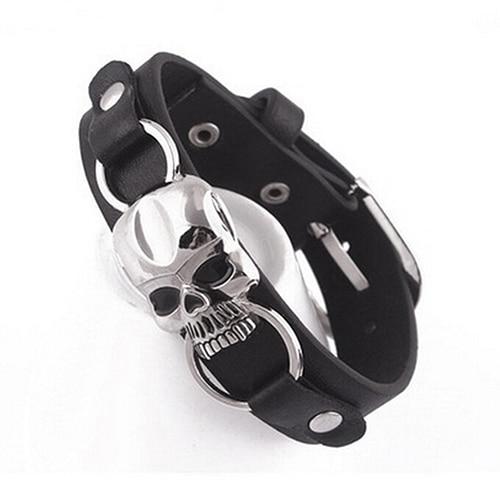 Men's Faux Leather Bracelet...