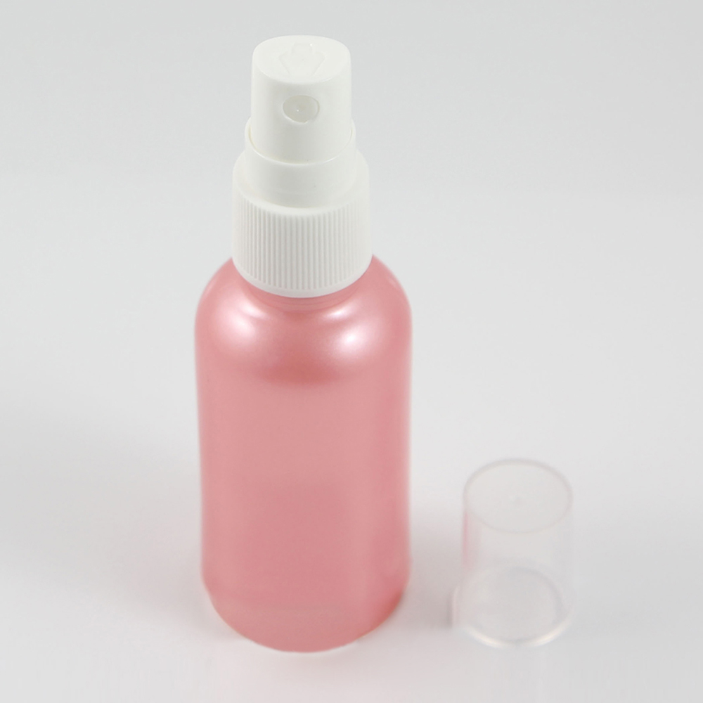 vazio frasco de spray de perfume de