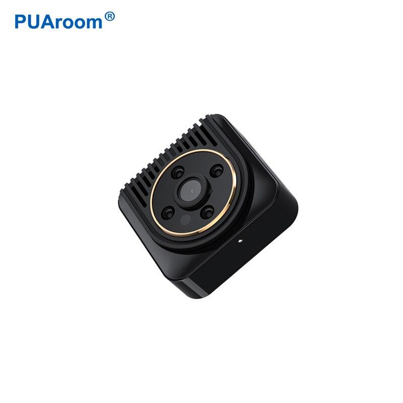 PUAroom 720P HD Wifi Mini Camera Infrared Night Vision Video Voice Recorder Mini Cam Micro Camera