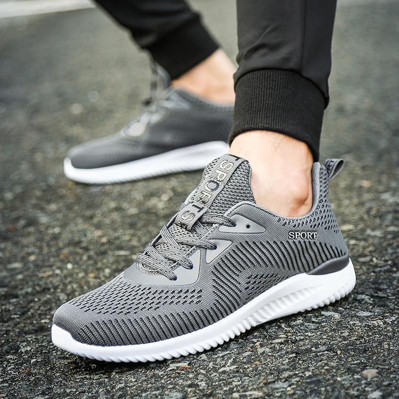 a67da3d5 2018 модные Для мужчин повседневная обувь Для мужчин; обувь на плоской  подошве кроссовки воздухопроницаемые кроссовки