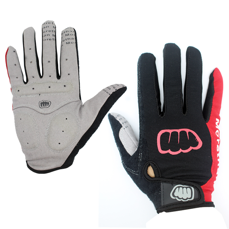 Women Men Winter Cycling Gloves Full Finger Bicycle Gloves