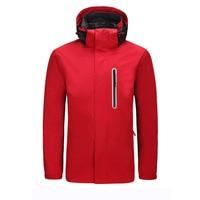 LACCI Men 005 2 Ultra light Soft Warm 3 point Interchange Goose Down Jacket Fitness Outdoor Sport Clothing
