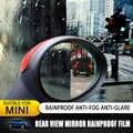 Chaud pour MINI COOPER F54 F55 F60 F56 F57 R55 R56 R57 R58 R59 R60 R61 série R/F rétroviseur Anti-buée Film autocollant