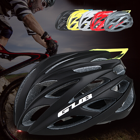 GUB Break The Wind GUB SV8 PRO New Cycling Helmet Ultralight Integrally-molded Road Bicycle Mountain Bike Helmet 58-62MM 245g image