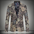 2015 New Brand of high quality men's Suit Jackets Business Casual Wedding party activities Formal wear Suits Large size M-5XL