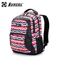 Luxcel mochila Mujeres mochila para niñas bolsa casual femenina pequeña mochila suprema mochila impresión mochila