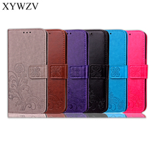 For Cover Oneplus 5T Case Flip Leather Wallet Soft Silicone One Plus A5010 Phone Bag XYWZV