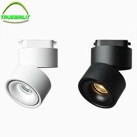 LED Track Light 15W COB Ceiling Rail Lights For Pendant Kitchen Clothes Shop Shoes Store Equal