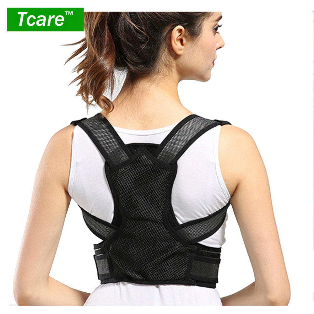 Tcare Posture Corrector Clavicle Support Brace Medical Device to Improve Bad Posture, Thoracic Kyphosis, Shoulder AlignmentTcare Posture Corrector Clavicle Support Brace Medical Device to Improve Bad Posture, Thoracic Kyphosis, Shoulder Alignment