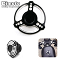 Rotatable Fuel Tank Gas Cap Door Cover For Harley Sportster XL 883 1200 2004 2005 2006 2007 2008 2009 2010 2011 2012 2013 2014