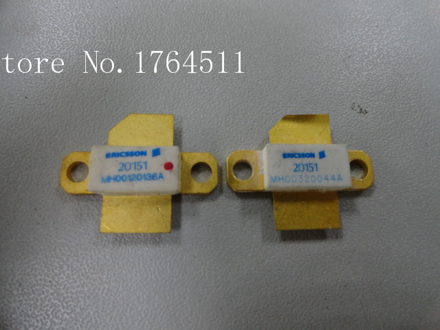 [BELLA] Disassemble The Imported ERICSSON 20151 RF Microwave Power High Frequency Tube  --3PCS/LOT