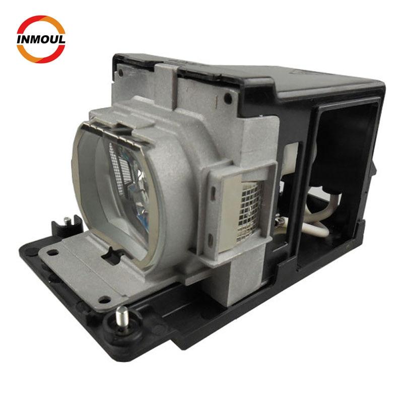 Vervangende Projector Lamp TLPLW11 voor TOSHIBA TLP XE30U/TLP XD2500/TLP XD2700/TLP XD2000U/TLP WX2200U Projectoren ect.-in Projector Lampen van Consumentenelektronica op  Groep 1