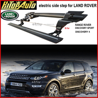Discovery 4 Discovery Sport Range Rover Electric Running Board Motor Driven Side Step Bar Foot