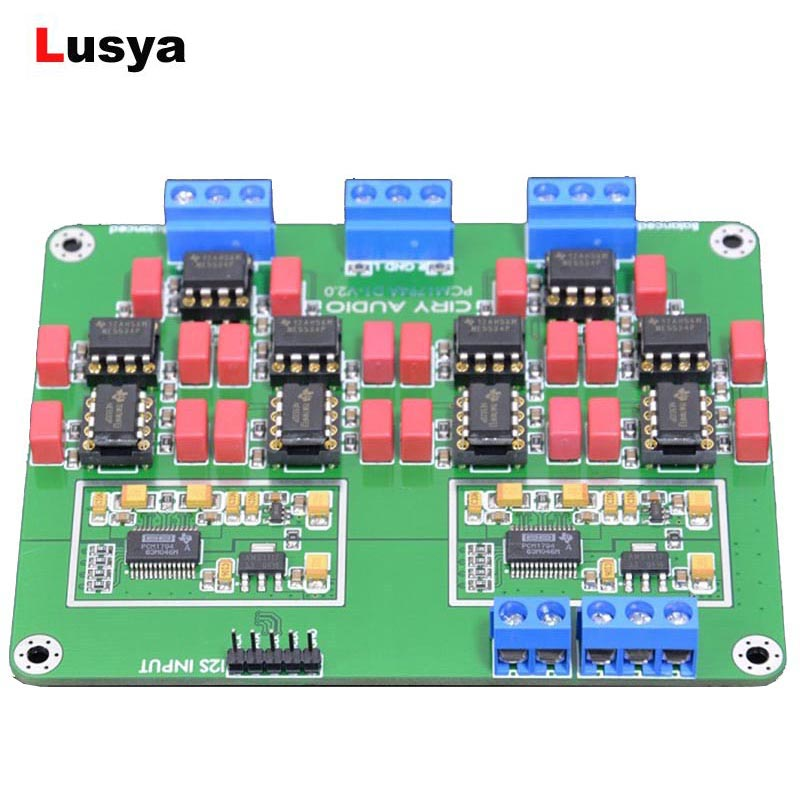 Accessories & Parts Back To Search Resultsconsumer Electronics Leory Dc 5v-10v Dac Decoder Module I2s Player 32bit 384k Assembled Board A2-012for Bd Player Hdtv Amplifier Always Buy Good