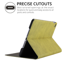 Leather Magnet Smart Cover Auto Sleep/Wake for iPad 9.7 inch